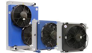 直流风扇空冷换热器 2000K & KBV, S & SBV, HPV
