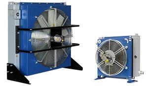液压风扇驱动空冷换热器 2000K, 2000KBV, HPV