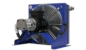 线下带泵冷却系统换热器 Silent EVO 2