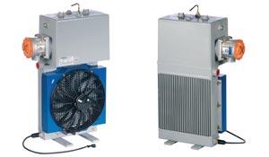 移动冷却器/过滤器/蓄能器系统空冷换热器 HPA TK Series