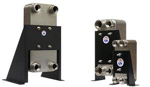 铜板水冷换热器Brazed Plate Coolers Water Cooled Heat Exchangers WB Series