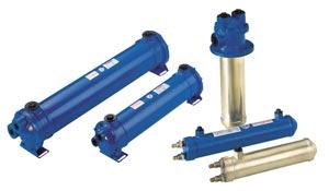 管壳式水冷换热器 MG Series
