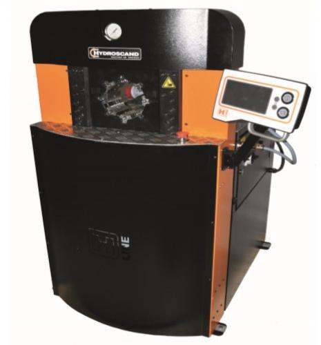 Hydroscand扣压机-H120TS